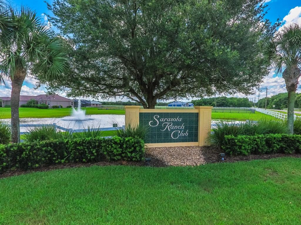 Sarasota Ranch Club is a Deed Restricted Residential Equestrian Community - Vacant Land for sale at Address Withheld, Sarasota, FL 34240 - MLS Number is A4408726