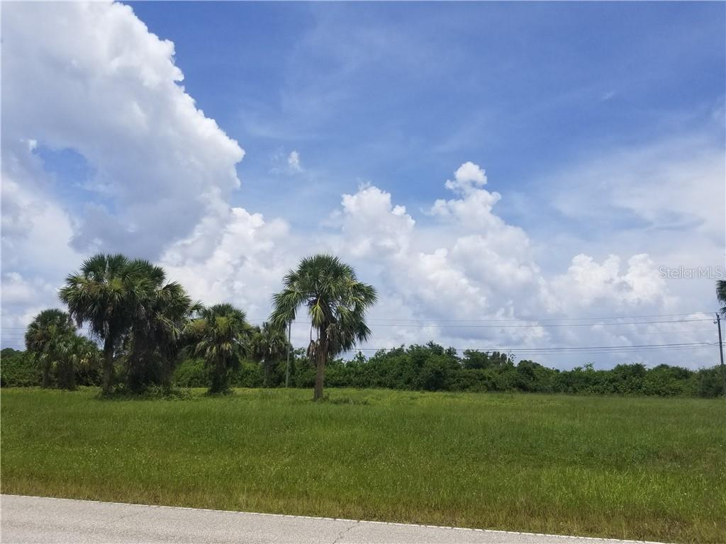 Vacant Land for sale at 285 Boundary Blvd, Rotonda West, FL 33947 - MLS Number is A4408958