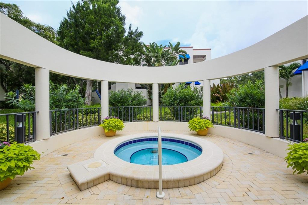 Spa - Condo for sale at 1910 Harbourside Dr #503, Longboat Key, FL 34228 - MLS Number is A4409634