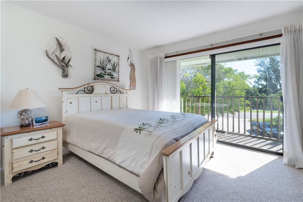 Second bedroom - Single Family Home for sale at 6661 Gulf Of Mexico Dr, Longboat Key, FL 34228 - MLS Number is A4410988