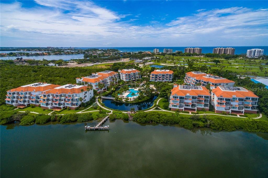 Tangerine Bay Club is a resort-style community on the southern end of Longboat Key only minutes away from St. Armands circle and Sarasota downtown! - Condo for sale at 340 Gulf Of Mexico Dr #116, Longboat Key, FL 34228 - MLS Number is A4411000