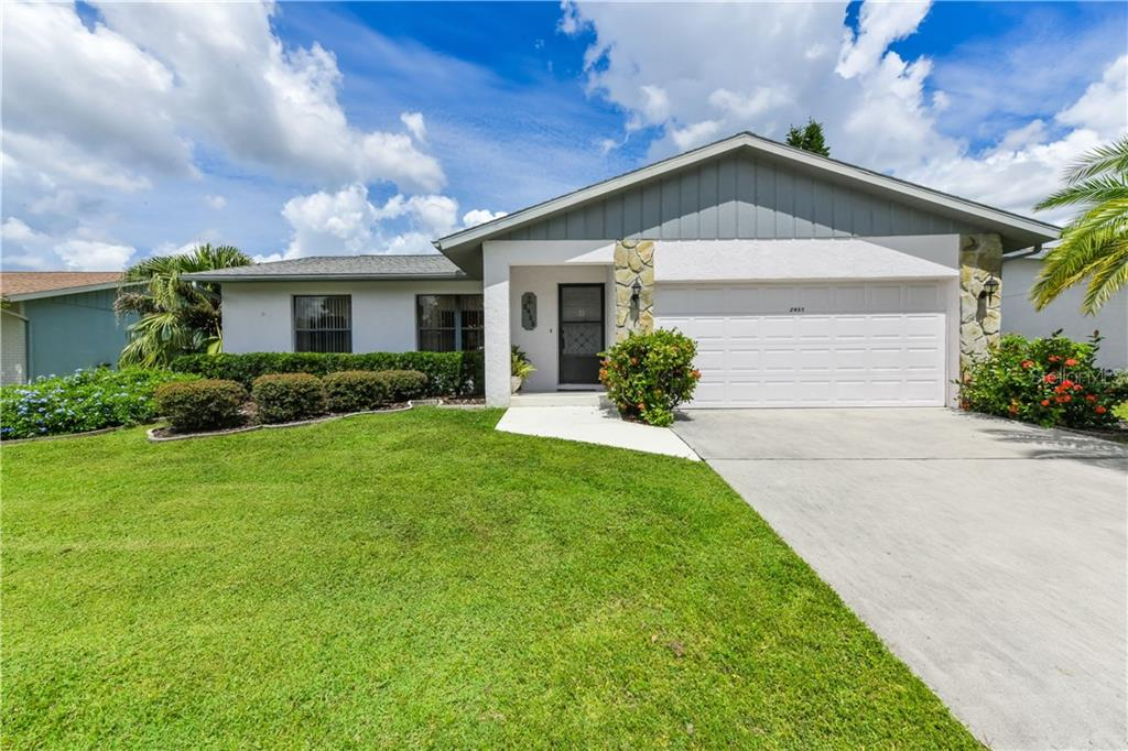 New Supplement - Single Family Home for sale at 2455 Gold Oak Ct E, Sarasota, FL 34232 - MLS Number is A4412819