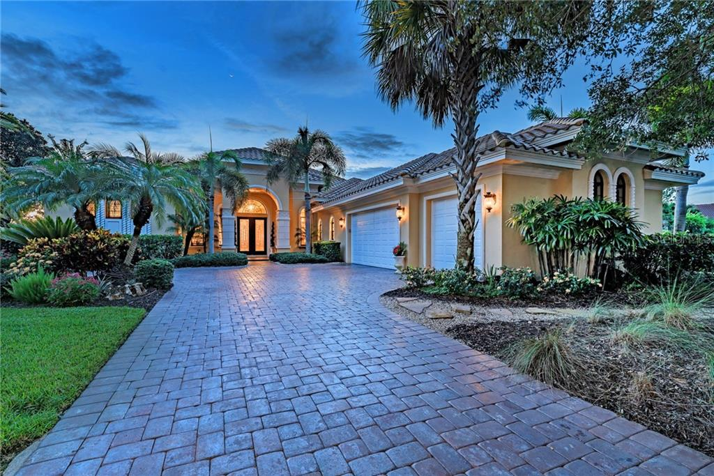 Single Family Home for sale at 3290 Founders Club Dr, Sarasota, FL 34240 - MLS Number is A4413261