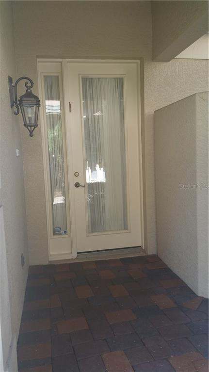 Entry door - Condo for sale at 6516 Moorings Point Cir #202, Lakewood Ranch, FL 34202 - MLS Number is A4413295