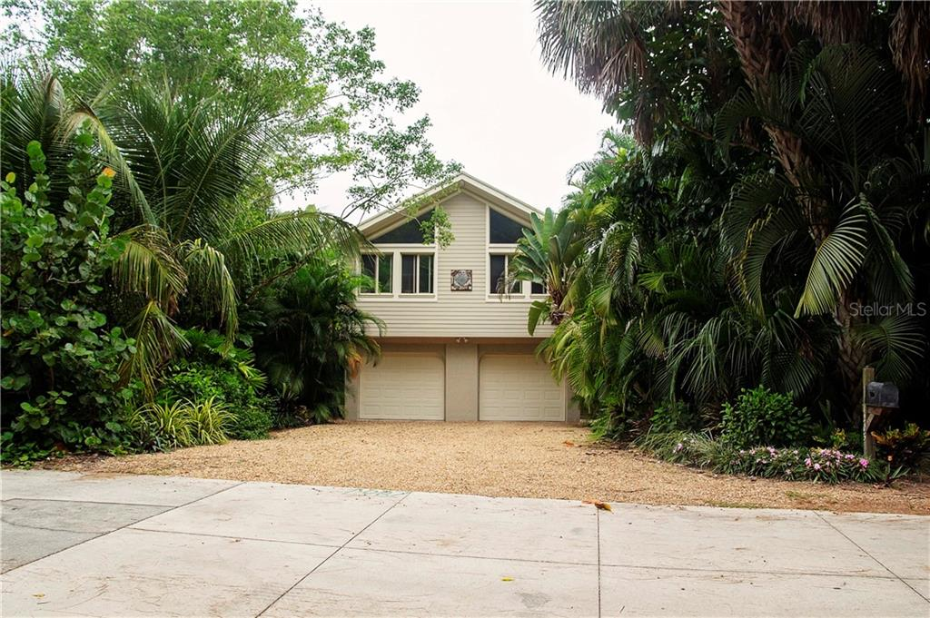 Mangroves Private Association of 26 Homes - Single Family Home for sale at 1205 Sea Plume Way, Sarasota, FL 34242 - MLS Number is A4414083