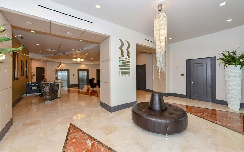 Lobby - Condo for sale at 1771 Ringling Blvd #1011, Sarasota, FL 34236 - MLS Number is A4414630