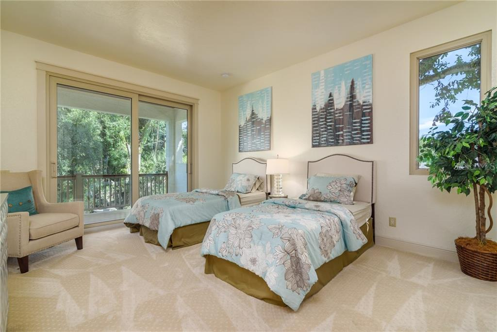 2nd Level Bedroom Suite - Single Family Home for sale at 1019 S Osprey Ave, Sarasota, FL 34236 - MLS Number is A4415337