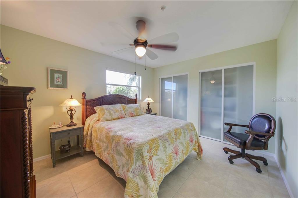 2nd bedroom - Single Family Home for sale at 660 Marbury Ln, Longboat Key, FL 34228 - MLS Number is A4415911