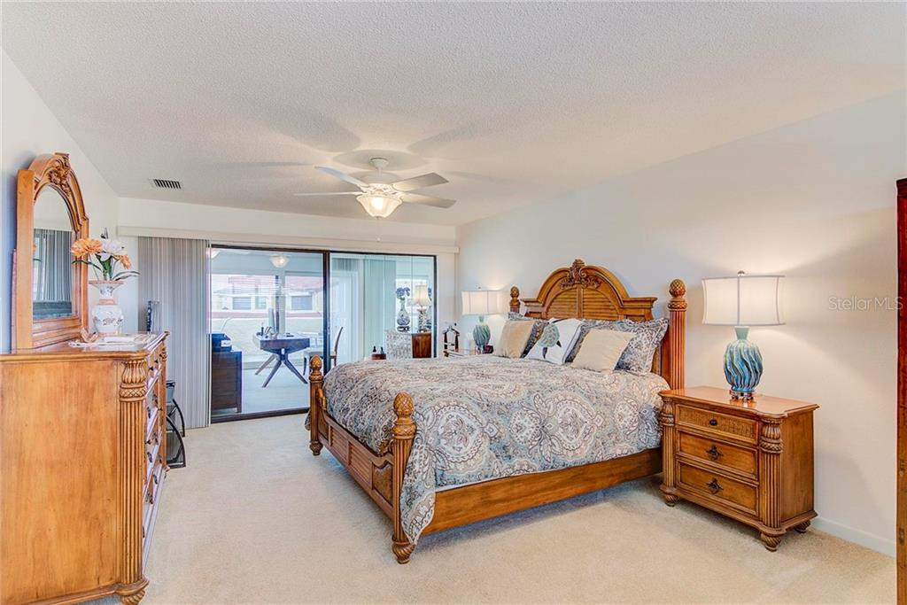 Master Bedroom - Condo for sale at 8750 Midnight Pass Rd #502c, Siesta Key, FL 34242 - MLS Number is A4416020