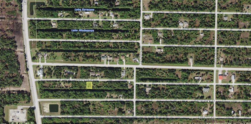 Vacant Land for sale at 26079 Glaspell Rd, Punta Gorda, FL 33955 - MLS Number is A4419977