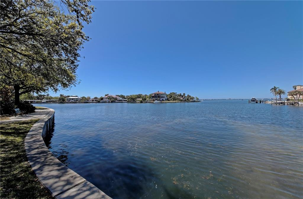 COMMUNITY PARK - Picture Perfect Sarasota Bay & Sunset Views. - Single Family Home for sale at 5110 Sun Cir, Sarasota, FL 34234 - MLS Number is A4420424