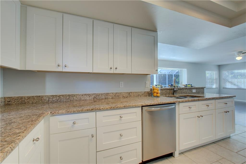 Plenty of storage and granite countertops - Single Family Home for sale at 5167 Kestral Park Ln, Sarasota, FL 34231 - MLS Number is A4421162