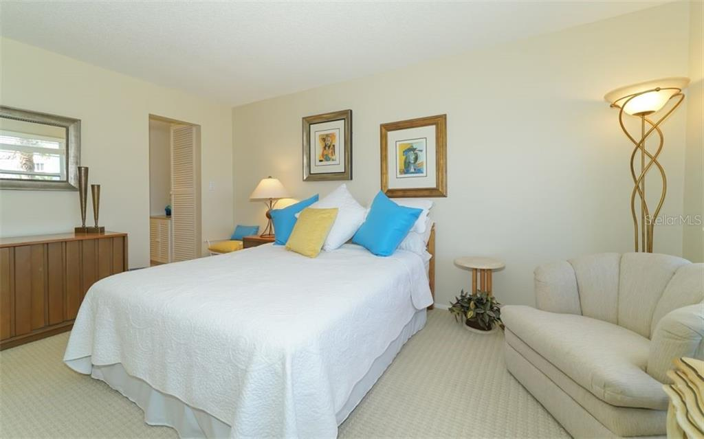 Master Bedroom - Condo for sale at 4370 Chatham Dr #204, Longboat Key, FL 34228 - MLS Number is A4421600