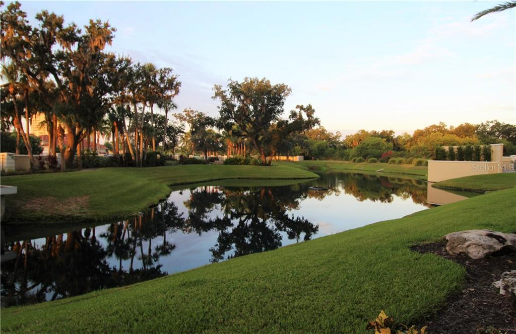 Pond - Condo for sale at 501 Haben Blvd #504, Palmetto, FL 34221 - MLS Number is A4421758
