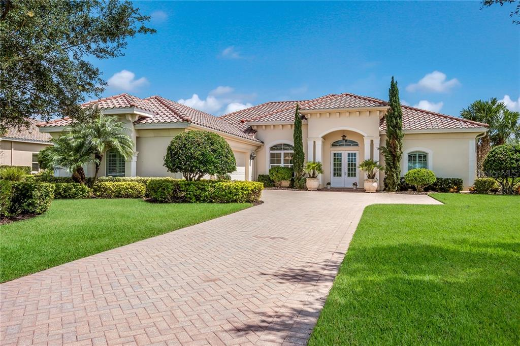 HOA - Single Family Home for sale at 3224 Founders Club Dr, Sarasota, FL 34240 - MLS Number is A4423174