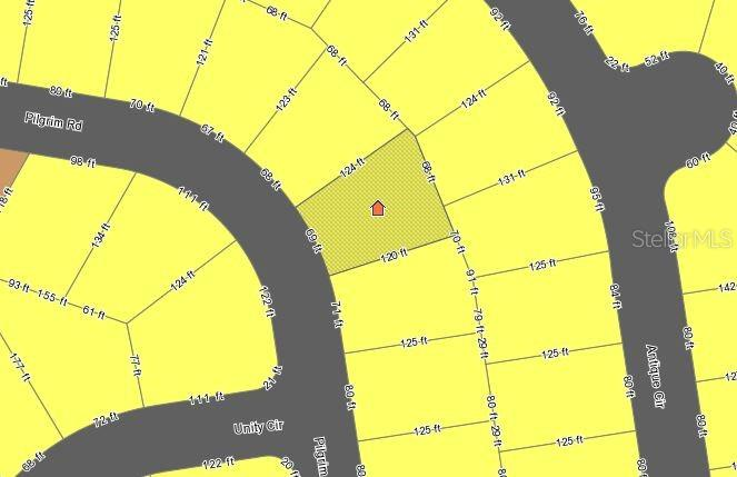Vacant Land for sale at Pilgrim Rd, North Port, FL 34288 - MLS Number is A4423535