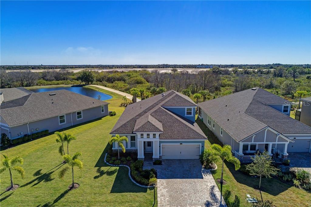HOA Disclosure - Single Family Home for sale at 5260 Bentgrass Way, Bradenton, FL 34211 - MLS Number is A4424484