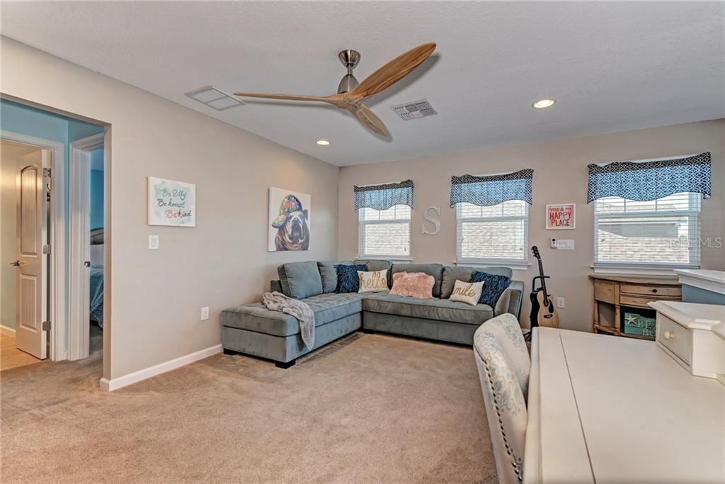 You could also use this space as a 2nd living room, game room, or In-Law suite! - Single Family Home for sale at 5260 Bentgrass Way, Bradenton, FL 34211 - MLS Number is A4424484