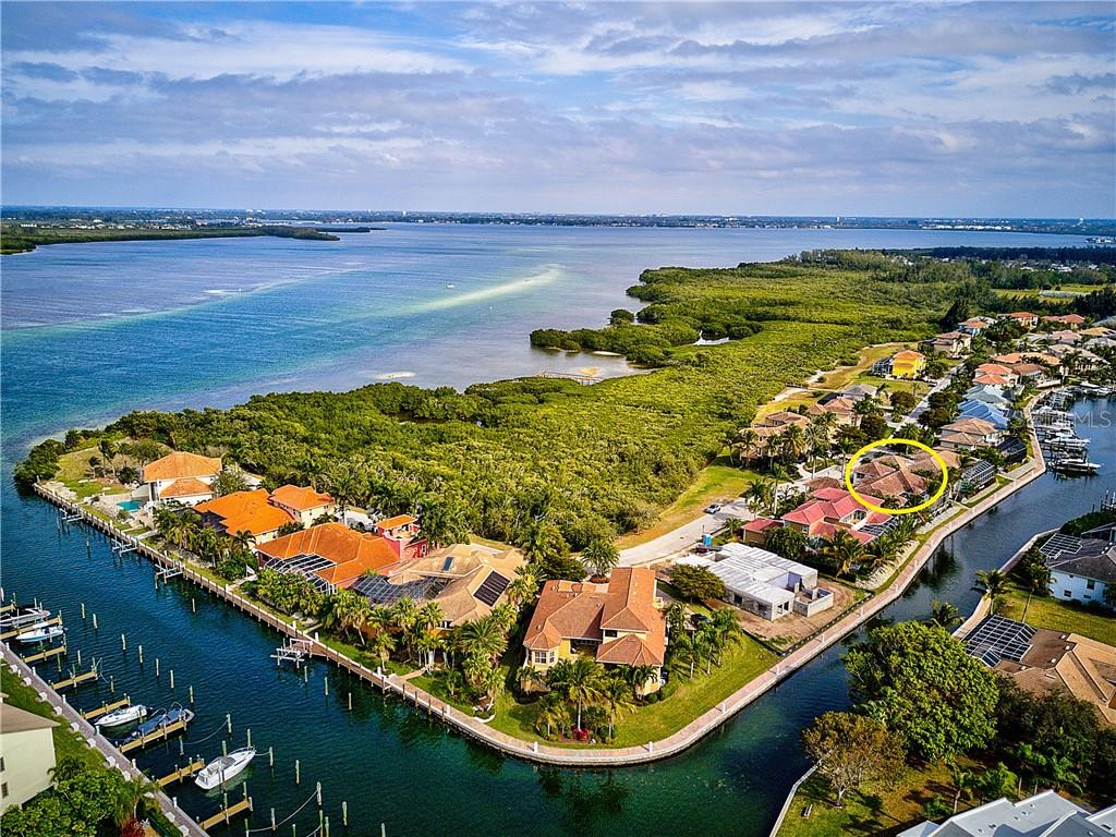 Community Information - Single Family Home for sale at 12518 Baypointe Ter, Cortez, FL 34215 - MLS Number is A4425873