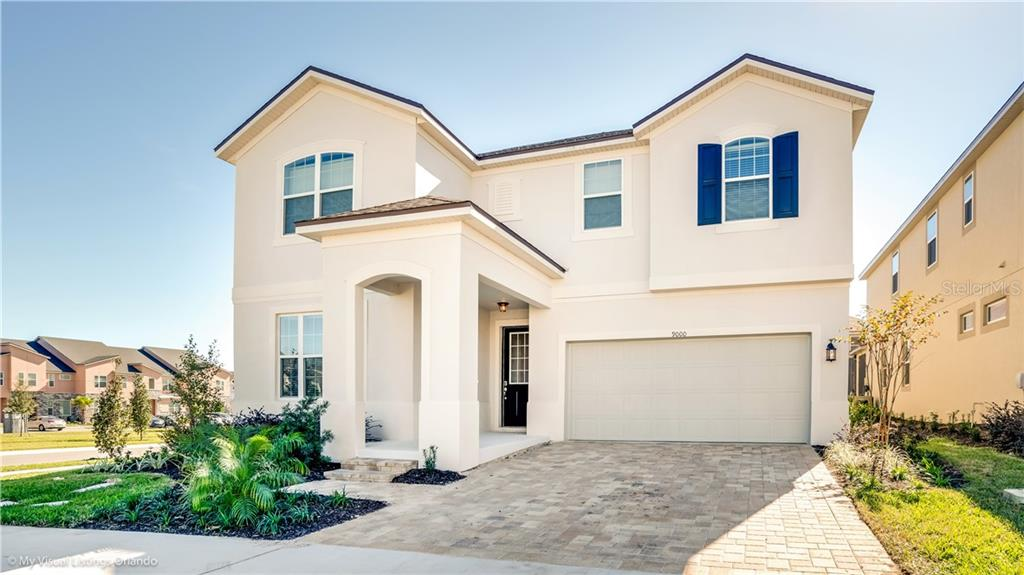 Single Family Home for sale at 9000 Flamingo Key Way, Kissimmee, FL 34747 - MLS Number is A4427056