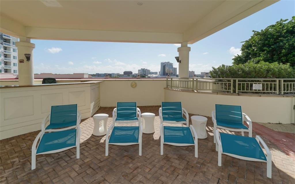Separate viewing room - Condo for sale at 100 Central Ave #f1014, Sarasota, FL 34236 - MLS Number is A4428676