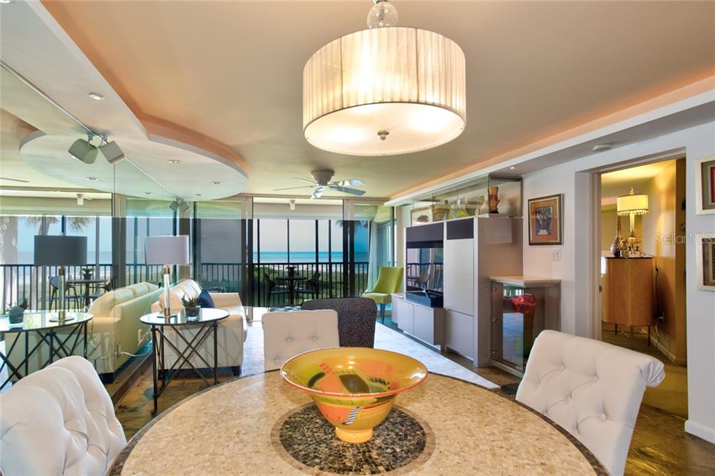 Great views from every room! - Condo for sale at 6480 Midnight Pass Rd #308, Sarasota, FL 34242 - MLS Number is A4432868