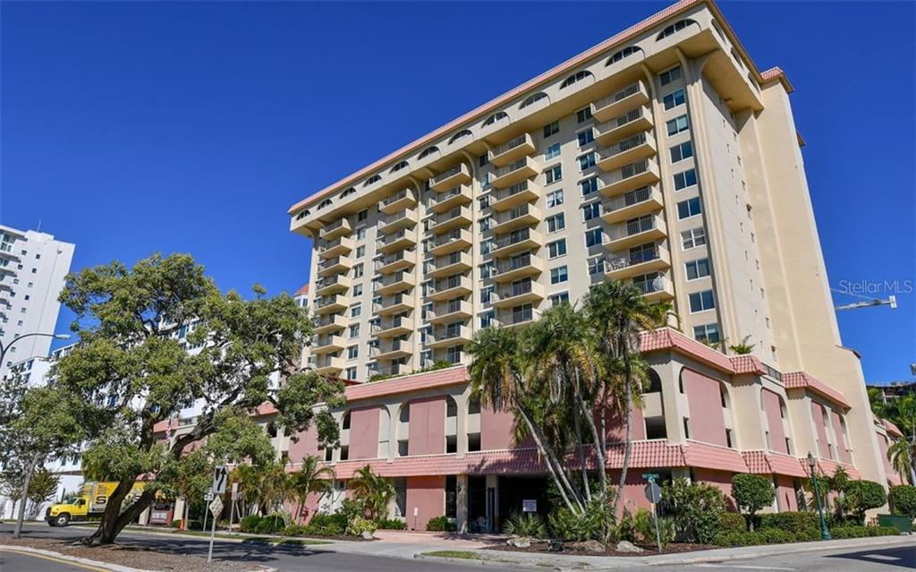 Dolphin Tower - Condo for sale at 101 S Gulfstream Ave #6d, Sarasota, FL 34236 - MLS Number is A4434802