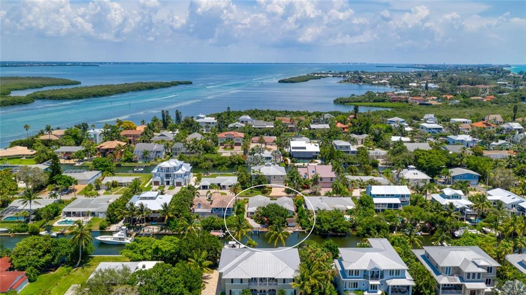 That view!!! - Single Family Home for sale at 701 Norton St, Longboat Key, FL 34228 - MLS Number is A4440596