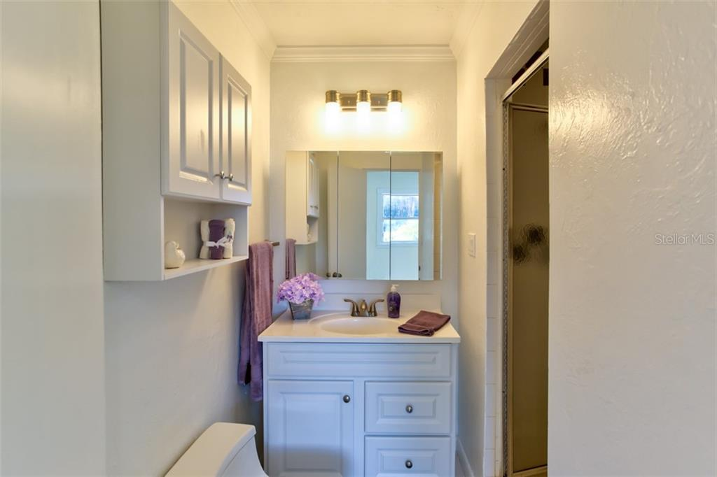 Bathroom. - Single Family Home for sale at 2322 Cadillac St, Sarasota, FL 34231 - MLS Number is A4440841