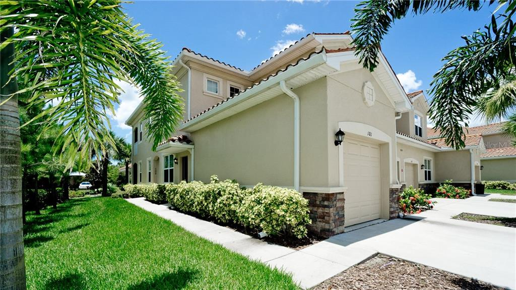 HOA Disclosure - Condo for sale at 8205 Enclave Way #101, Sarasota, FL 34243 - MLS Number is A4441195