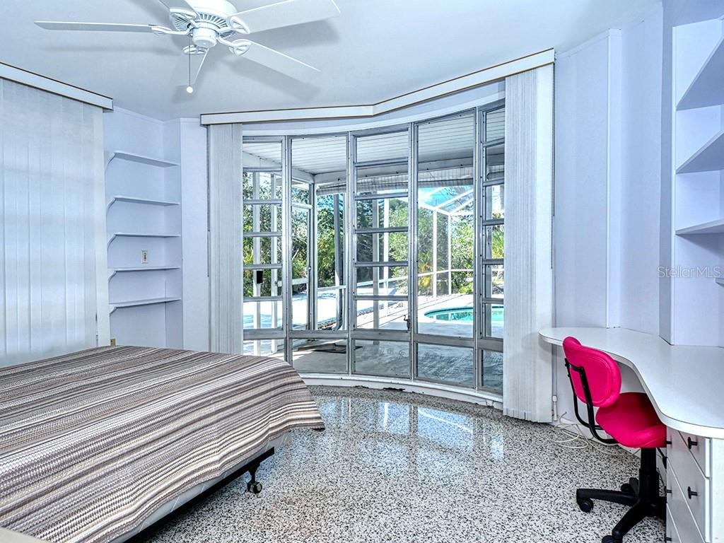 Guest Bedroom #3 - Single Family Home for sale at 225 John Ringling Blvd, Sarasota, FL 34236 - MLS Number is A4443640