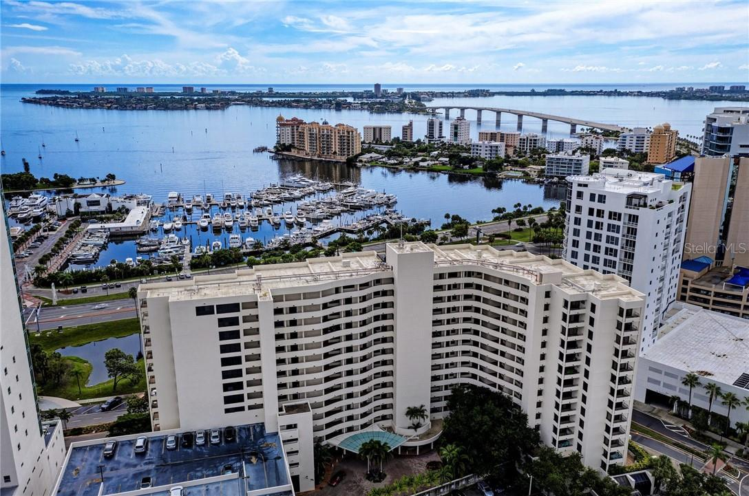 Condo for sale at 1255 N Gulfstream Ave #204, Sarasota, FL 34236 - MLS Number is A4444638