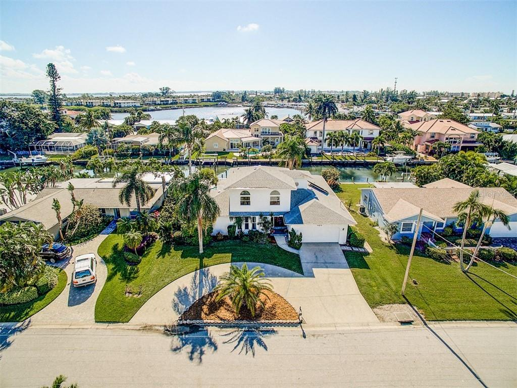 Beautiful Tropical Surroundings! - Single Family Home for sale at 523 67th St, Holmes Beach, FL 34217 - MLS Number is A4447854