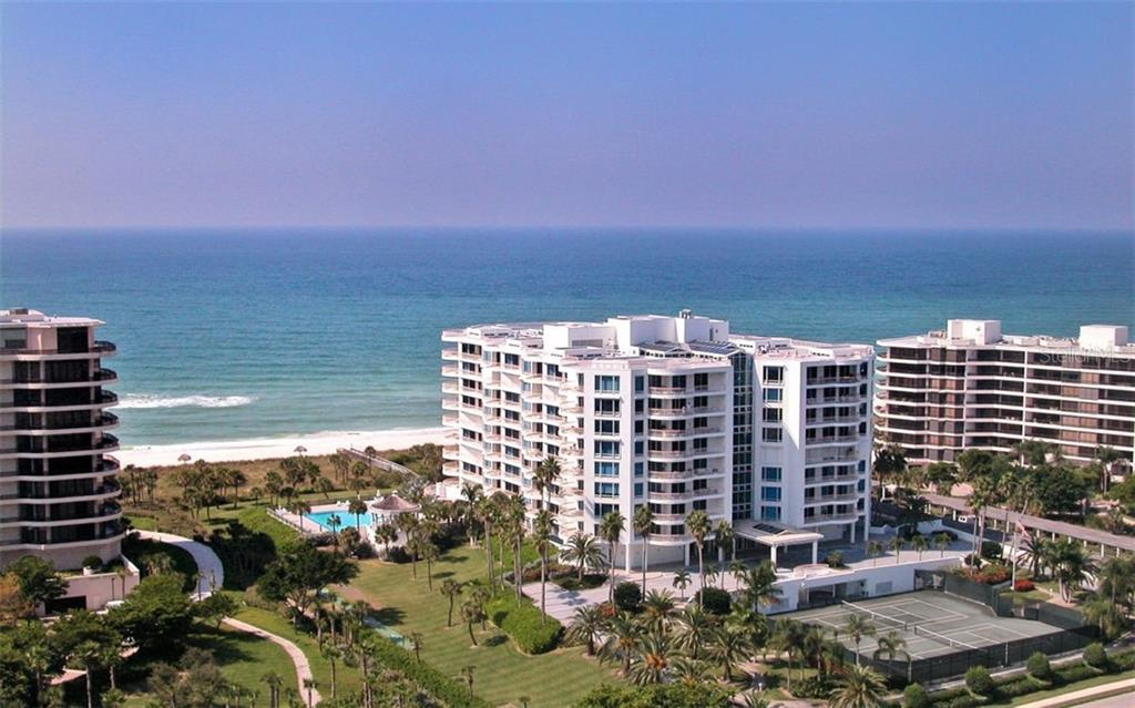 Condo for sale at 455 Longboat Club Rd #803, Longboat Key, FL 34228 - MLS Number is A4447957