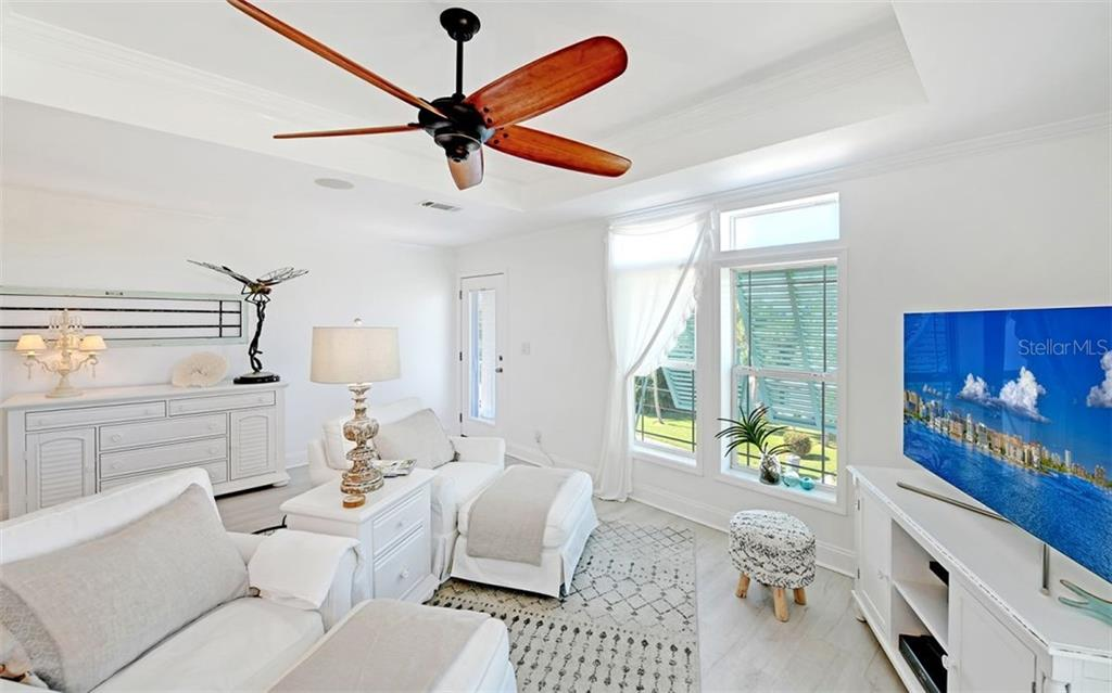 3rd floor great room. - Single Family Home for sale at 5365 Calle Florida, Sarasota, FL 34242 - MLS Number is A4449055