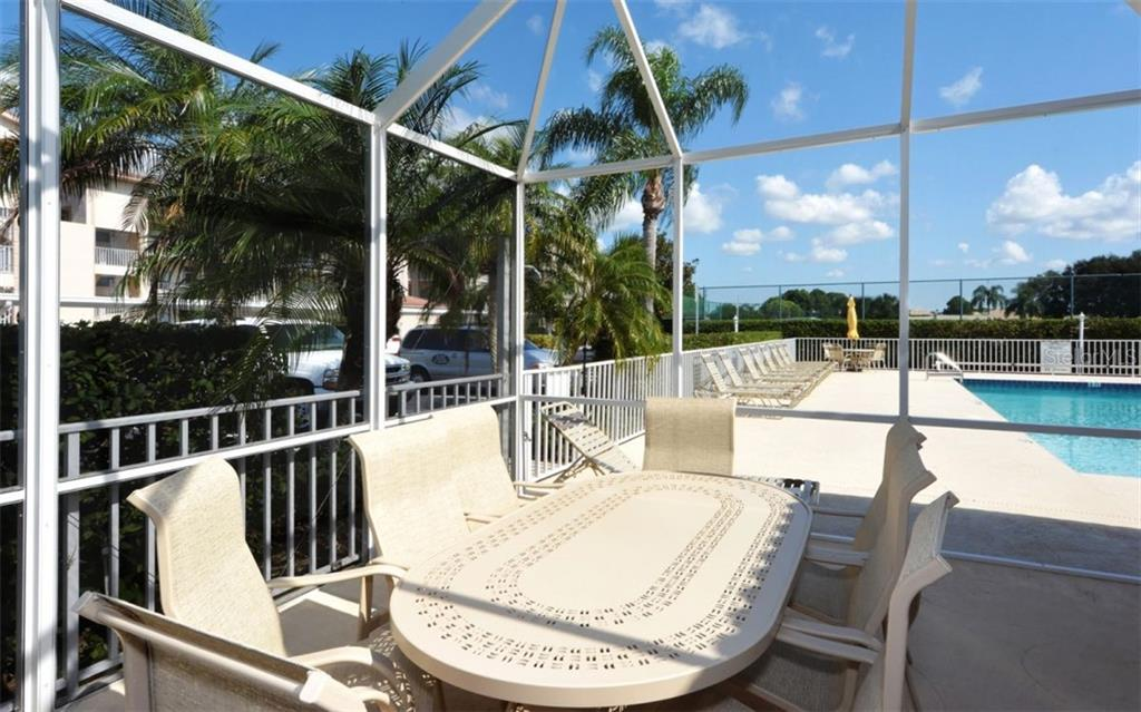 The Country Club tennis courts - Condo for sale at 9620 Club South Cir #5202, Sarasota, FL 34238 - MLS Number is A4450015