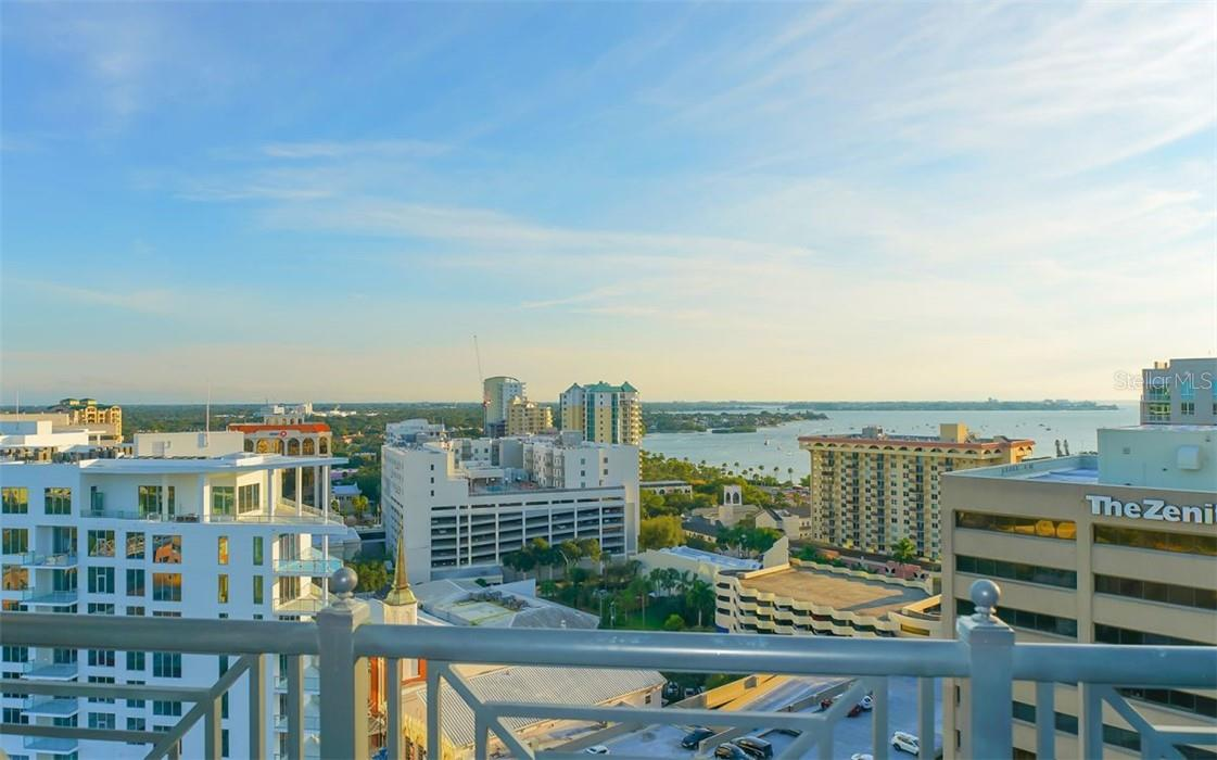 Epic Sunsets Year Round - Condo for sale at 50 Central Ave #16 South, Sarasota, FL 34236 - MLS Number is A4454416