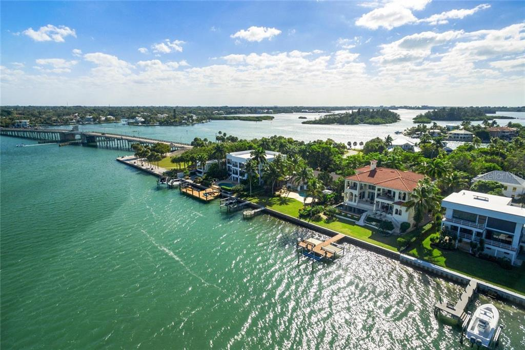 Less than a mile to Shell Road beach and just over 2 miles to the #1 Siesta Key Beach. - Single Family Home for sale at 901 Norsota Way, Sarasota, FL 34242 - MLS Number is A4456224