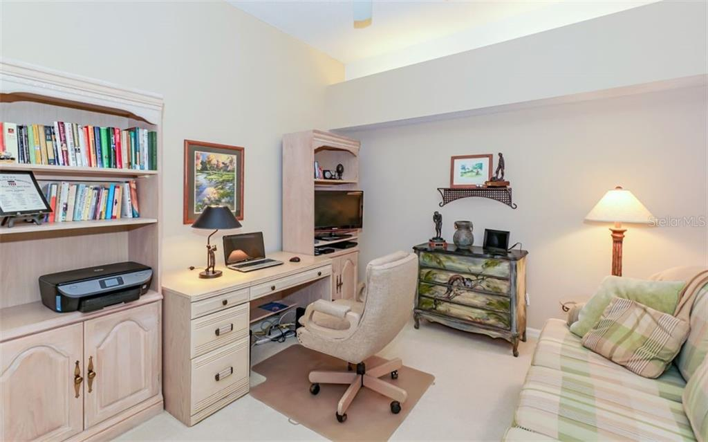 Den - Condo for sale at 9631 Castle Point Dr #1123, Sarasota, FL 34238 - MLS Number is A4457428