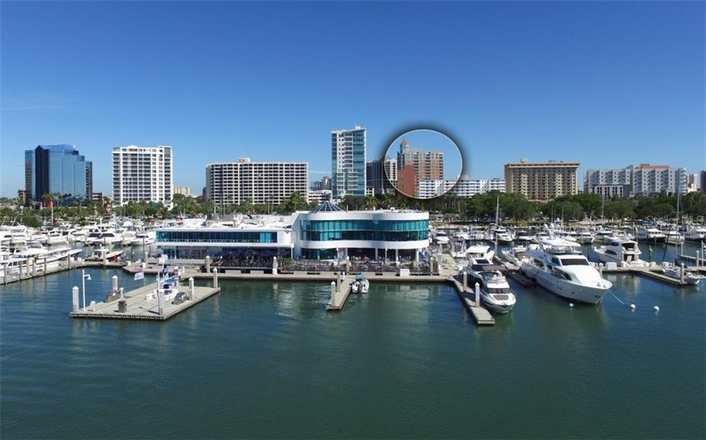 Condo for sale at 1350 Main St #1004, Sarasota, FL 34236 - MLS Number is A4458406