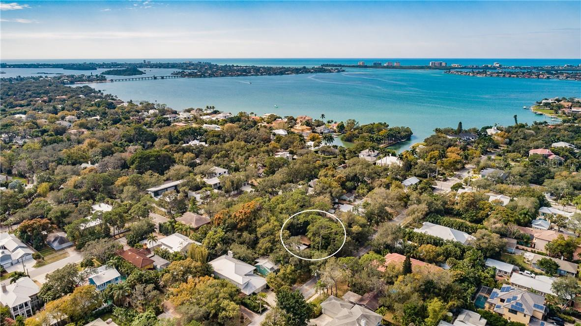 Local Historic Designation Report - Single Family Home for sale at 1666 Hillview St, Sarasota, FL 34239 - MLS Number is A4459323