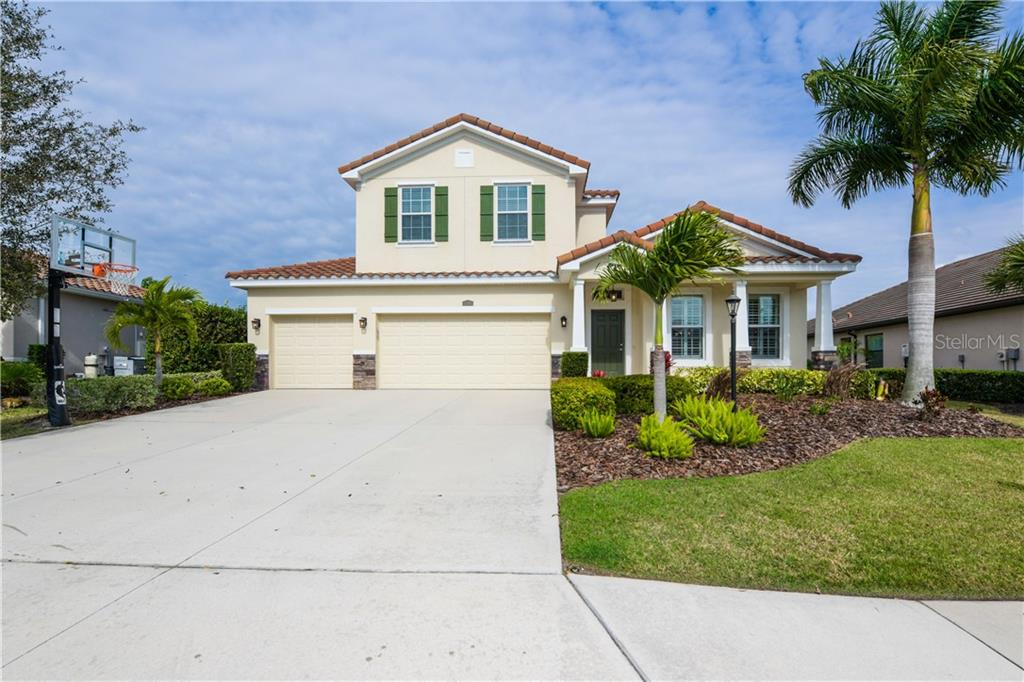 Surveillance Discl - Single Family Home for sale at 14619 Sundial Pl, Lakewood Ranch, FL 34202 - MLS Number is A4459341