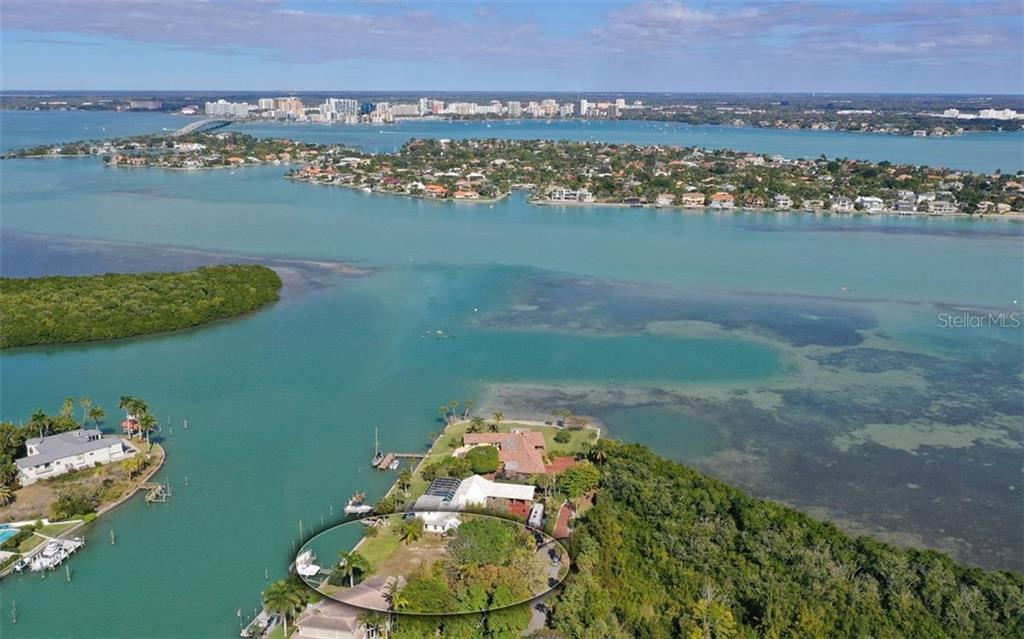 survey - Vacant Land for sale at 515 Mckinley Dr, Sarasota, FL 34236 - MLS Number is A4459855