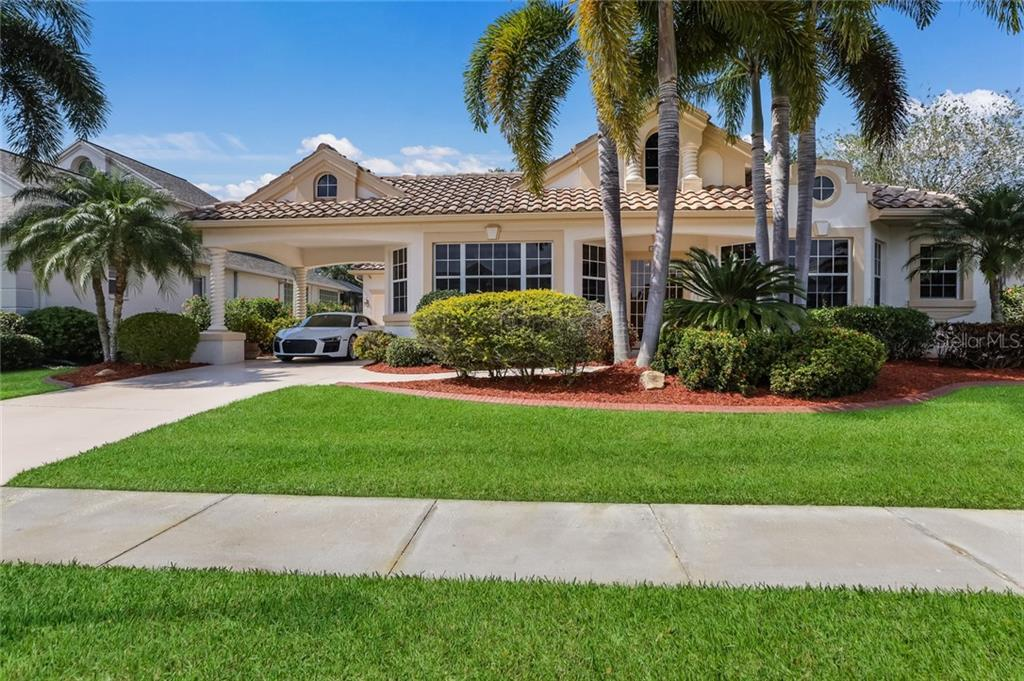 Live the Florida Dream - Enjoy Waterfront Living year-round! - Single Family Home for sale at 4523 Barracuda Dr, Bradenton, FL 34208 - MLS Number is A4463826