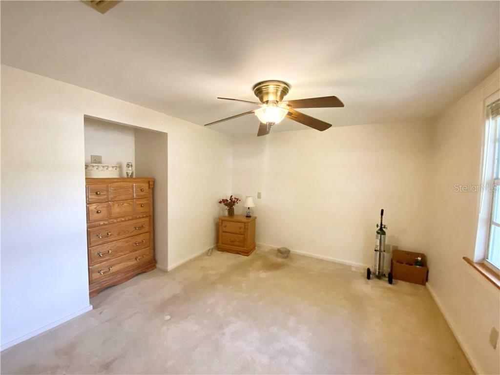 Second bedroom - Single Family Home for sale at 4300 Eastern Pkwy, Sarasota, FL 34233 - MLS Number is A4464200