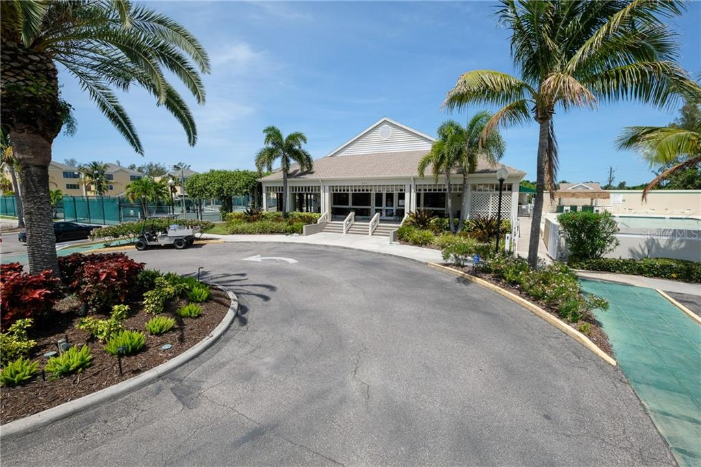 Tennis Club. - Condo for sale at 515 Forest Way, Longboat Key, FL 34228 - MLS Number is A4465231