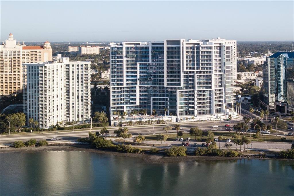 Seller's Disclosure - Condo for sale at 1155 N Gulfstream Ave #1404, Sarasota, FL 34236 - MLS Number is A4467921