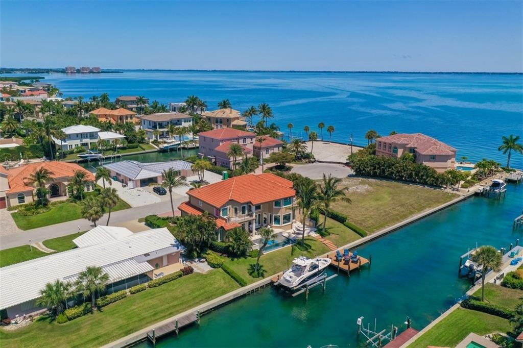 In Person Showing Acknowledgement - Single Family Home for sale at 580 Putting Green Ln, Longboat Key, FL 34228 - MLS Number is A4468094