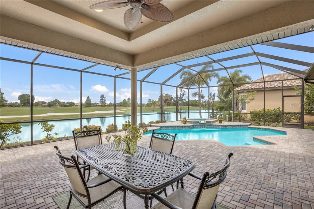 Single Family Home for sale at 14806 Secret Harbor Pl, Lakewood Ranch, FL 34202 - MLS Number is A4470201