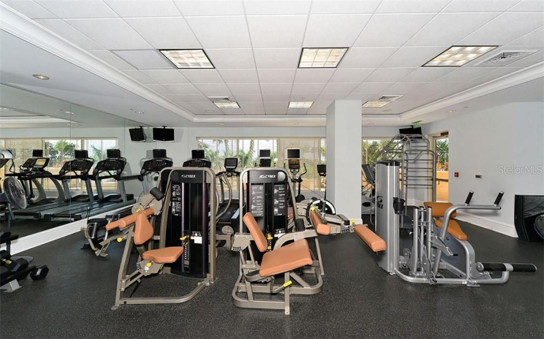 Downstairs bike storage - Condo for sale at 1300 Benjamin Franklin Dr #708, Sarasota, FL 34236 - MLS Number is A4471978